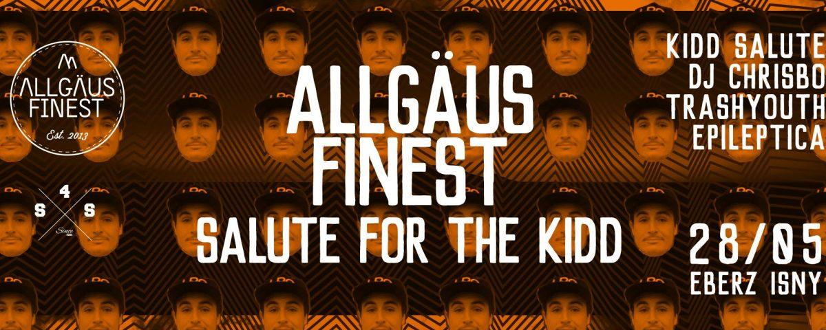 AllgäusFinest KIDD Saltue Party