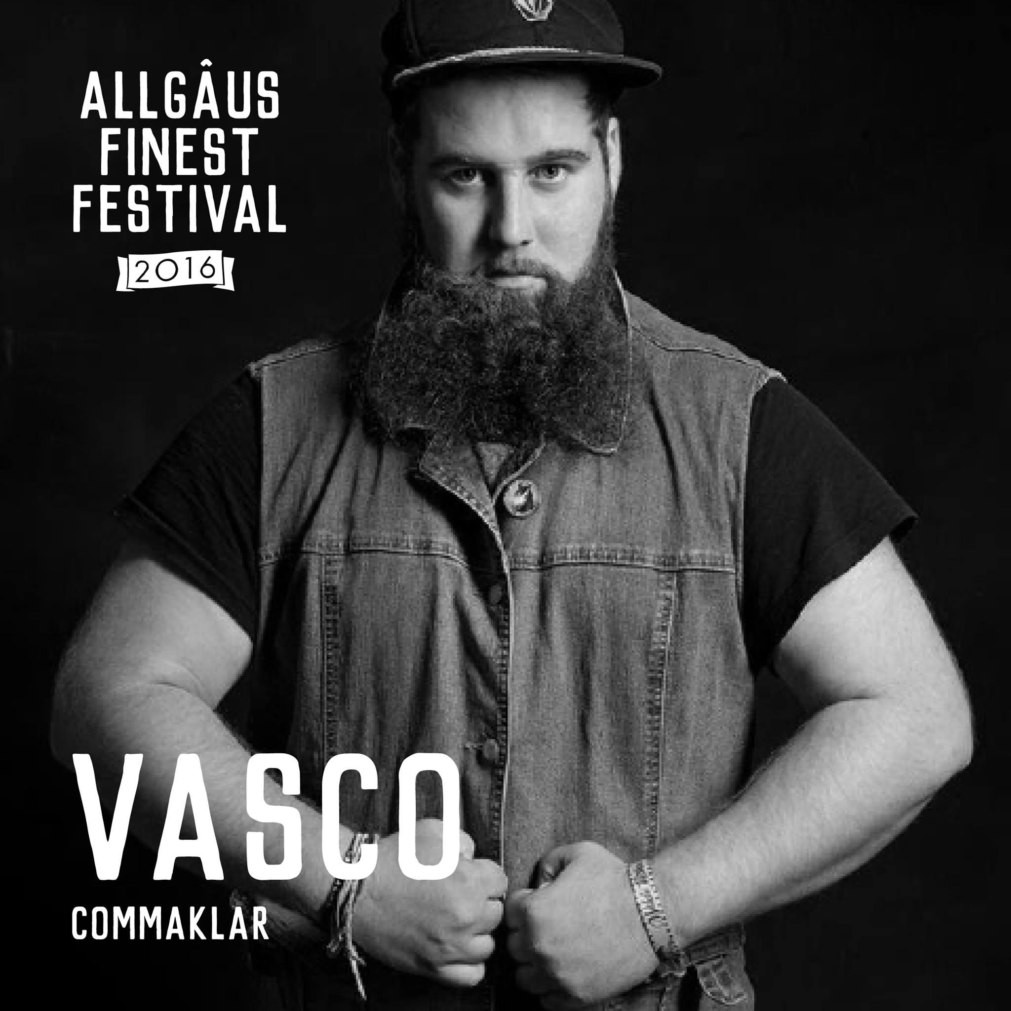 LINE-UP Vasco