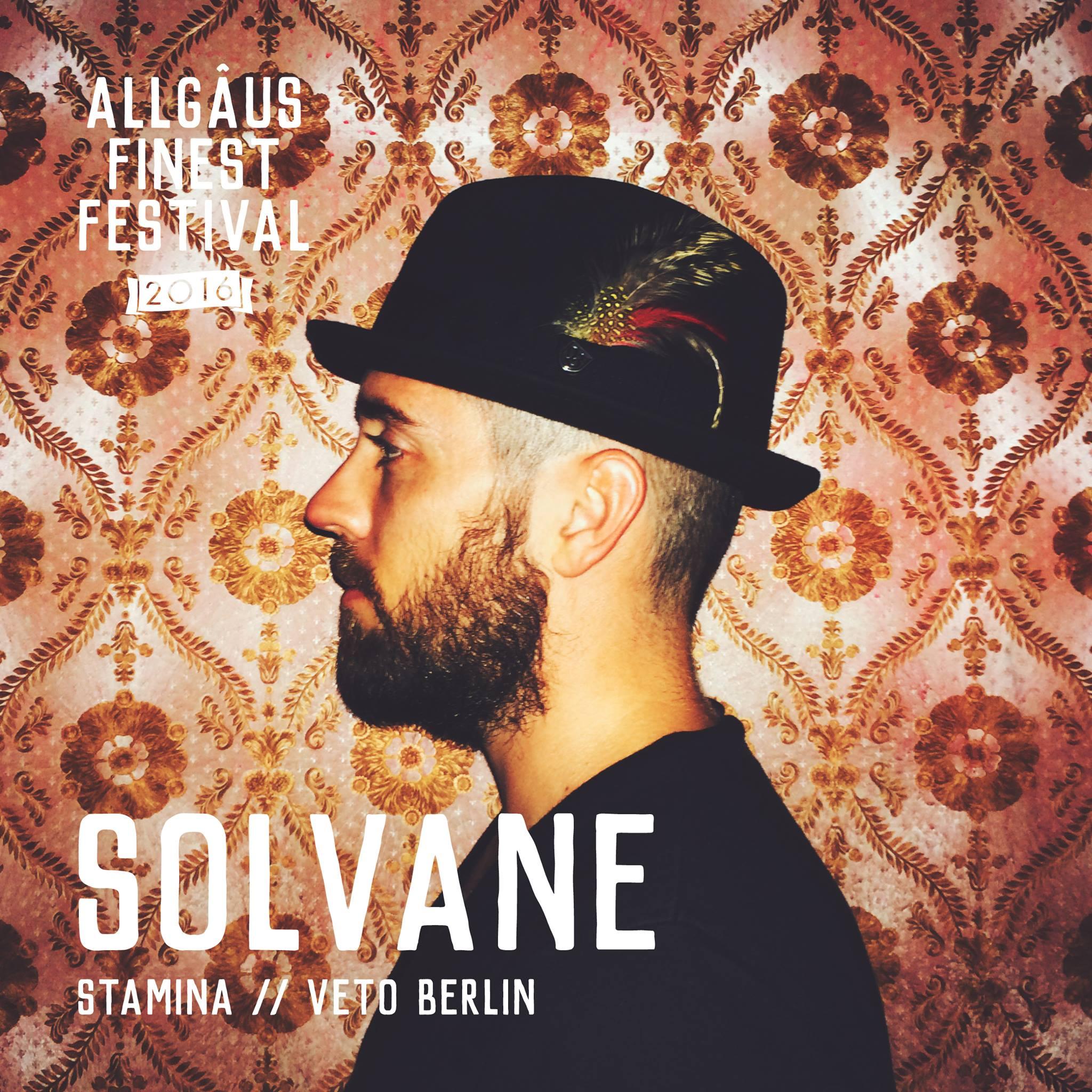 LINE-UP Solvane