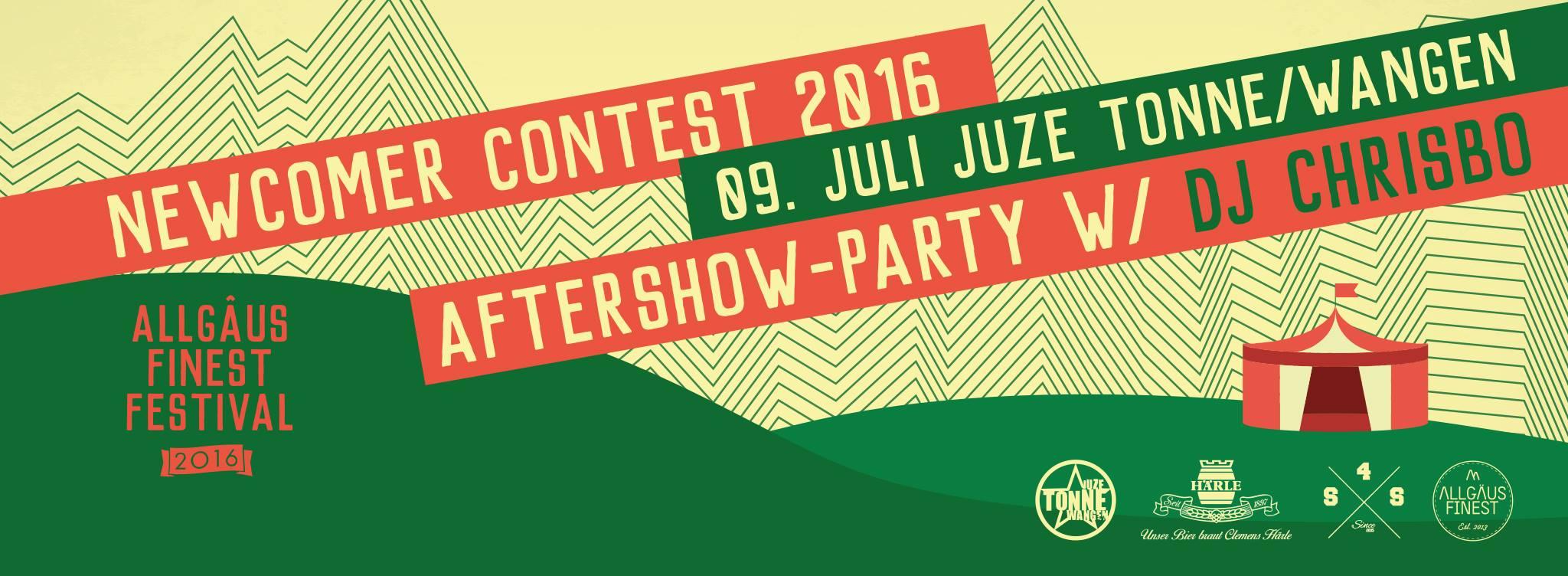 Allgäus Finest Newcomer Contest