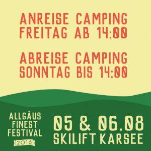 Camping Infos