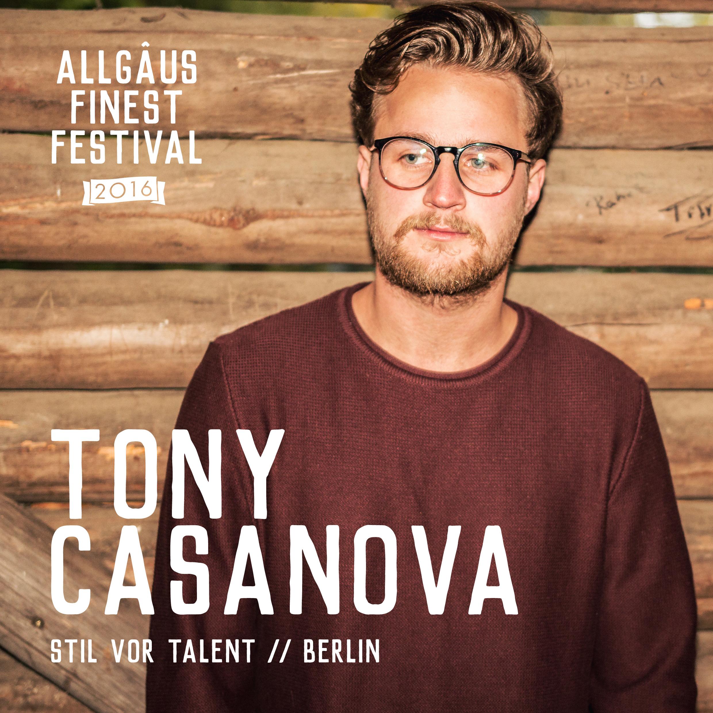 Line-UP Tony Casanova