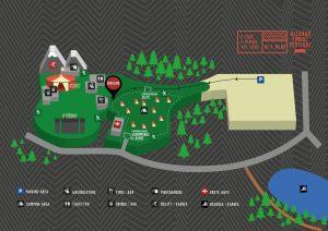 Geländeplan Allgäus Finest Festival 2016