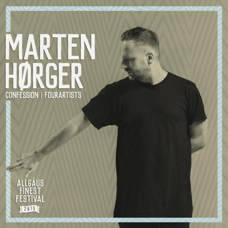 MARTEN HØRGER