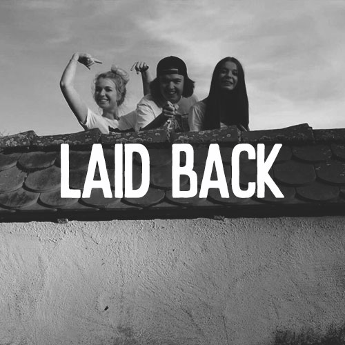 laidback